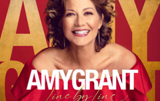 Amy Grant live in the McDonald Theatre in Eugene, Oregon on October 14, 2021