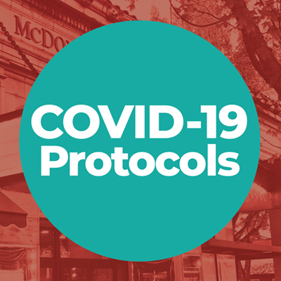 McDonald Theatre Covid-19 Protocols to safely attend concerts