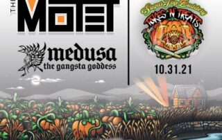 Tokes N' Treats featuring The Motet at the McDonald Theatre in Eugene, Oregon on October 31, 2021