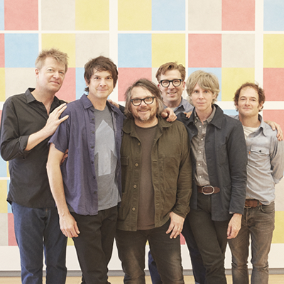 Wilco live at the McDonald Theatre on October 8, 2021
