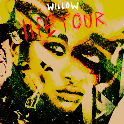 Willow live in the McDonald Theatre in Eugene, Oregon on September 23, 2021
