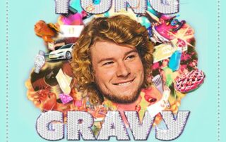 Yung Gravy live in concert at the McDonald Theatre in Eugene, Oregon on November 15, 2021